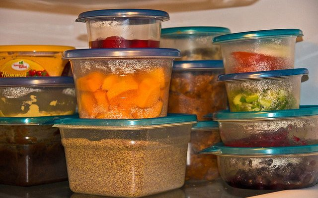 Importance of BPA-Free Food Prep Containers