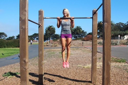Pull-Ups Workout