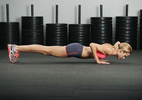 Bodyweight Push-Ups Variations