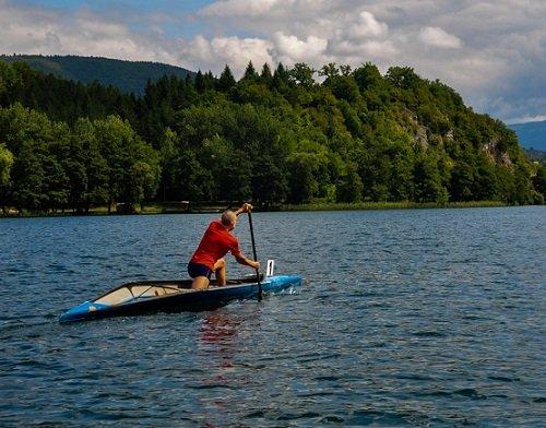 Canoeing Cardio Workout