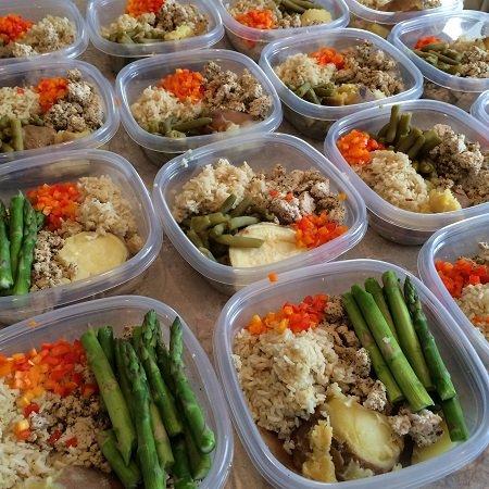 Dozen Meal Prep Containers