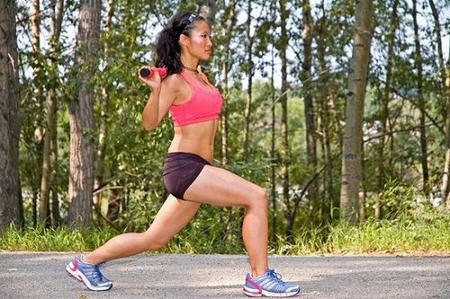 Pre Running Stretching