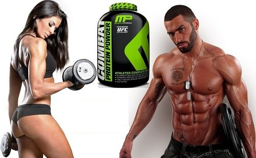 Muscle Pharm Protein Advantages