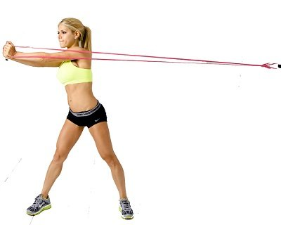 Resistance Band Workout for Sexy Arms
