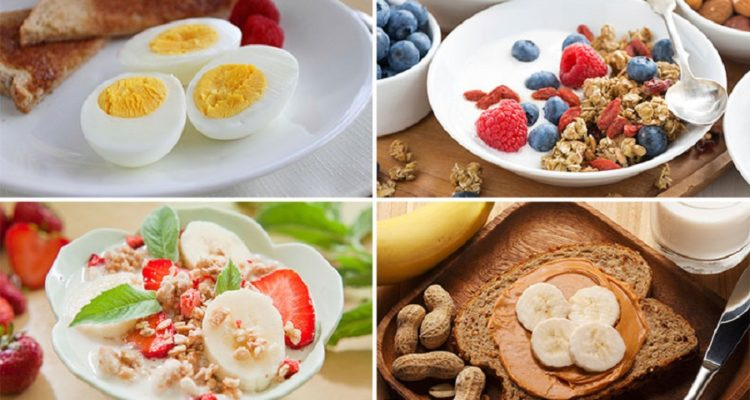 Featured Pre-workout Meals