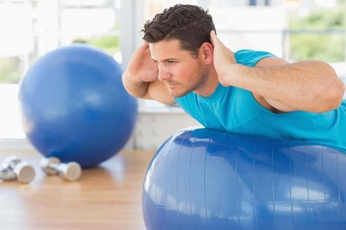 Exercising with Stability Ball