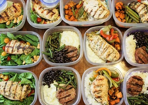 Meal Prep Food And Meal Ideas To Spice Up Your Kitchen