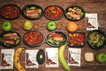 21 day fix meal prep ideas