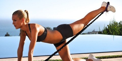 resistance bands workouts