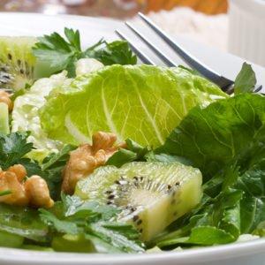 Sharp And Sweet Green Salad
