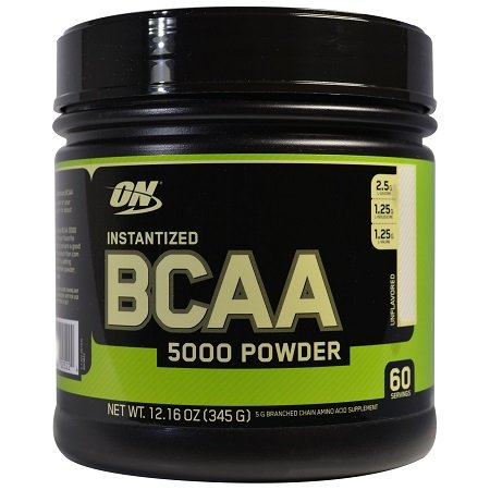 Post Workout BCAA Powder