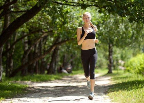 Morning Running Routine