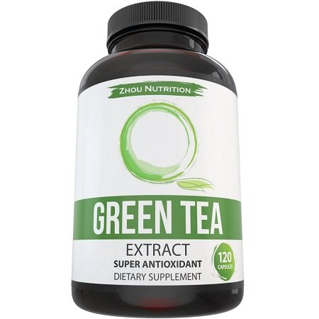 Zhou Nutrition's Green Tea Extract Supplement